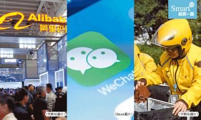 2020年3隻長揸科網股推介:阿里上年度收入近4成增長、騰訊續靠遊戲撐腰、美團涉足金融業