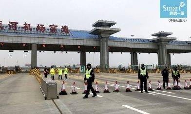 內地網民炫耀成功逃離武漢:去上海迪士尼!被標註湖北省警方篤灰