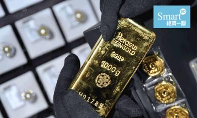 全年國際金價累升18.4%跑贏港股 投資黃金ETF避險成市場大勢