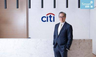 花旗無懼虛擬銀行搶灘 推11項首創服務 總經理林智剛:以科技提升客戶體驗才是最終贏家