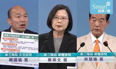 台灣大選2020 入門了解總統選戰的7個詞語:亡國感、跪著走路、漱口杯、反滲透法……