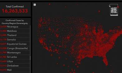 有用網站bookmark!9大網站緊貼新冠肺炎最新資訊 確診者資料、確診大廈搜尋器、疫情地圖