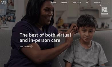 亞馬遜虛擬診所Amazon Care 提供虛擬醫療服務 全天候照顧職員家屬