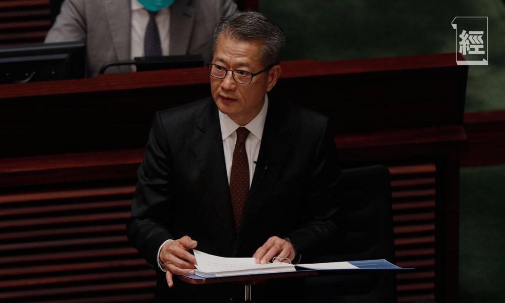 財政預算案2020派錢 陳茂波宣布全民派10000元 18歲或以上香港居民受惠