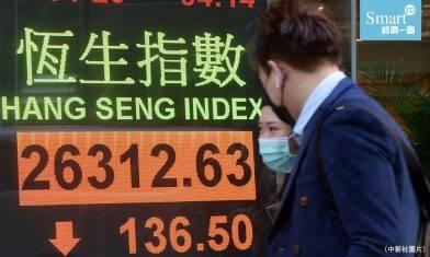 去年第四季香港GDP按年跌2.9% 武漢肺炎疫情或進一步打擊經濟