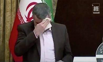 伊朗衛生部副部長狂咳公布疫情: 非想像般可怕 翌日確診|武漢肺炎
