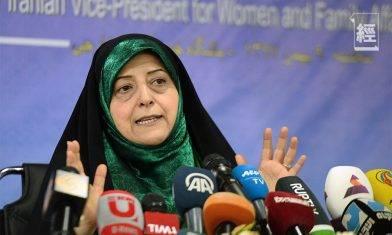 伊朗副總統確診武漢肺炎 曾與總統並肩開會 伊朗至今累計245宗確診個案