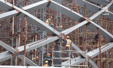 建造業議會收55萬個口罩 每名工人分五個 內地工料短缺或致延誤、裁員 武漢肺炎