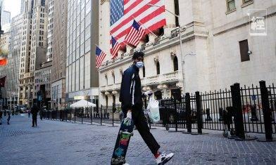 美國疫情急轉直下 美股受惠央行救市逐步回穩?仲差啲咩先可以重拾升勢?|溫鋼城