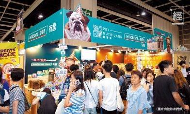 寵物保健品大受歡迎 寵營樂生意每週創新高