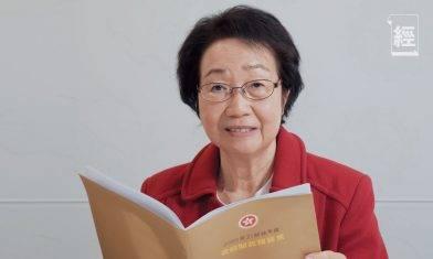 陳婉嫻堅稱工聯會無出賣工人 認與政府不咬弦 建議分散權力:「雙特首」是香港出路|經一拆局