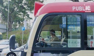 「疫」市請被裁司機揸紅Van  前汶萊交通規劃師搞App發展「網約小巴」有客先埋站