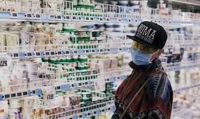 世衛再呼籲無病不用戴口罩 奧地利明日實施「超市口罩令」