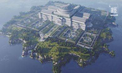 打機捍衛真相?無國界記者用Minecraft建虛擬圖書館 瀏覽被審查封鎖的新聞