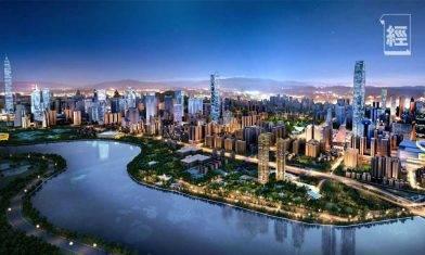 中海外(00688)負債比率較同行低 土地儲備充裕 或受惠於中央寬鬆政策|黃智慧