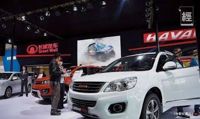 內地車股首選長汽(02333) 零部件業務具潛力 中央增加汽車限購配額利業務發展