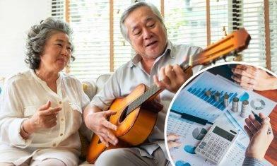 儲夠錢就可以安心退休?45歲前要準備的 5件事