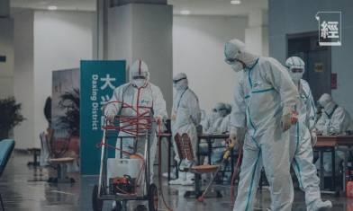 武漢宣佈住院患者「清零」感染的風險消失?國家衛健委:境外疫情嚴重 要防止輸入病例