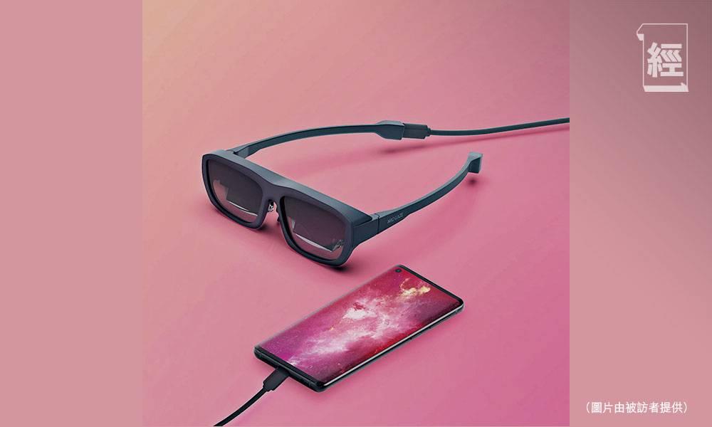 5G令擴增實境滲透生活 智能眼鏡將可人面辨識或導航?