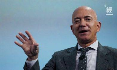 Amazon創辦人Jeff Bezos有望2026年成為首名兆萬富翁 疫情、離婚無損身家 邊個51歲身家破兆?
