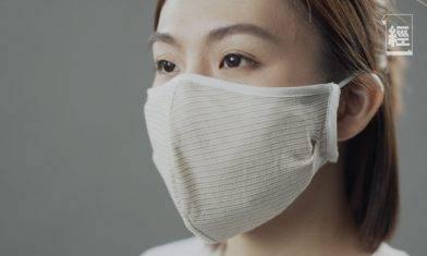 「銅芯抗疫口罩CU Mask」K Kwong:銅芯只係gimmick 可重用口罩即日起接受網上登記 附領取、清洗方法