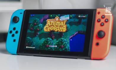 由紙牌遊戲到《動森》任天堂131年的遊戲王國 Switch遊戲主機及軟件去年淨銷售佔逾九成
