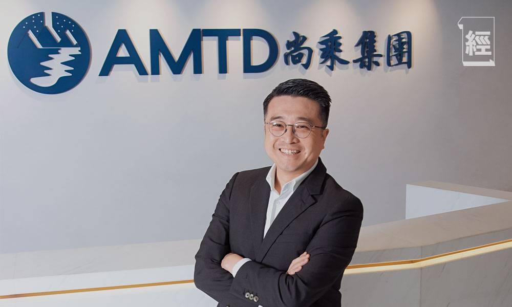 尚乘集團蔡志堅 香港企業要爭氣