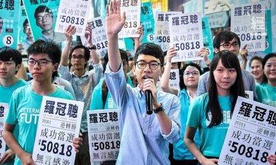 【明日之後】港區國安法前夕多個政治團體解散 包括香港眾志、香港民族陣線、學生動源