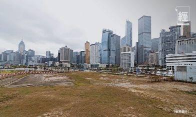 中環新海濱地王疫市推出 估值由千億跌至不足400億 政府季內只推兩幅住宅地