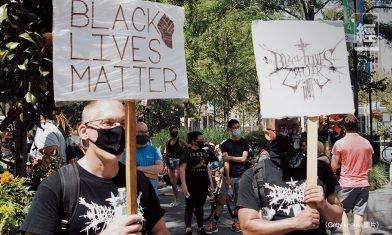 扭曲政制拖累美國發展  譚新強:BLM運動或致美版文化大革命 開槍鎮壓會變美版天安門事件
