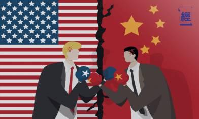 中國駐美領事館焚燒文件 中美再起爭端 大行放話恒指年尾目標28,000點 形容股市「最壞情況已過」