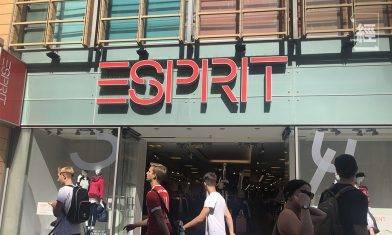 Esprit思捷環球全球裁1,200人 香港裁約100人 有意永久削減員工薪金及福利