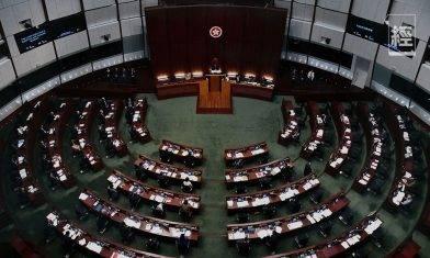 消息指行會今日將舉行特別會議 押後立法會選舉 料最少延後一年