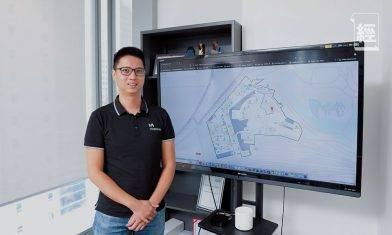 Mapxus室內電子地圖 導航定位無難度