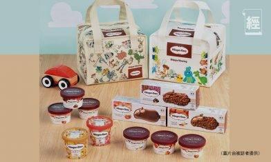 Häagen-Dazs分店雪糕月餅券銷量減少 灣仔碼頭疫情下難推試食推廣 超市銷售仍錄雙位數增長