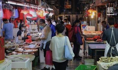 街市爆疫 Dr K Kwong指買餸算是高危活動 教你五招買餸防疫法 只戴口罩有沒有用?水果要點洗?