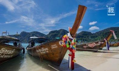 泰國政府計劃10月起允許外國遊客從布吉入境 泰航11月底擬開通六條國際航線 包括香港直達布吉