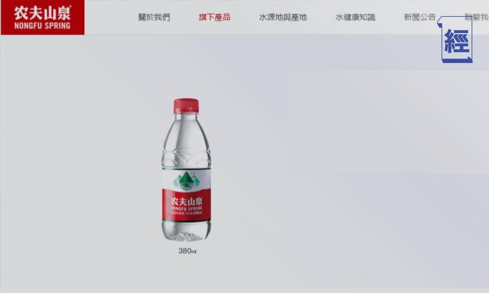農夫山泉 上市 ipo 招股 保薦人 毛利