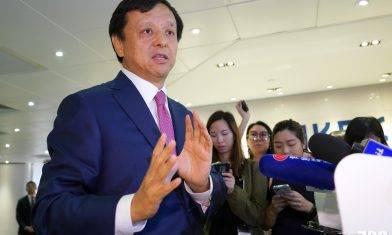 李小加任港交所總裁至年底 戴志堅任代理行政總裁