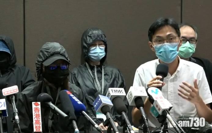 【12被扣港人】家屬憂哮喘兒子而每晚失眠  冀特區政府協助