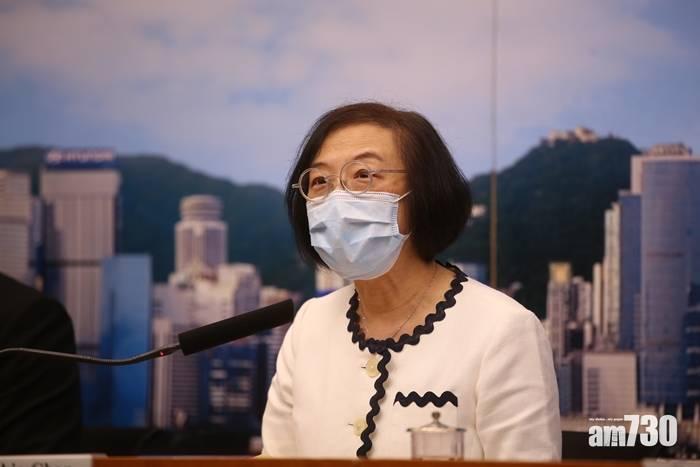 【全民檢測】暫有420名內地支援員在港   陳肇始:按需要或有更多人來港