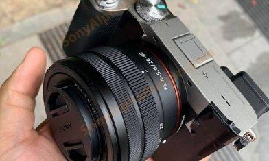 開價$22,000?Sony α7c + 28-60mm餅鏡真機曝光!