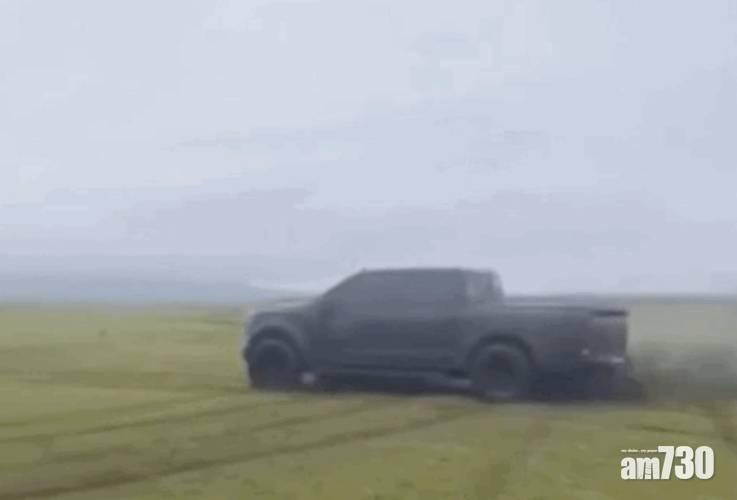 2男玩「飄移」毀近3畝草原 內蒙官方罰種草