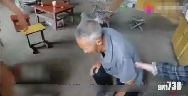 【食肆倒塌29死】山西80歲壽星下跪道歉 拍片媒體致歉