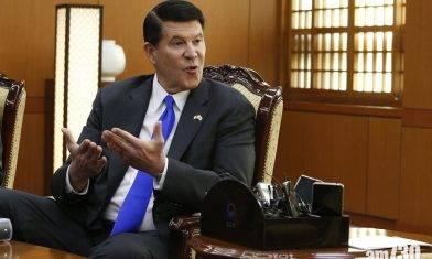 美國務次卿訪台3日  中方:堅決反對