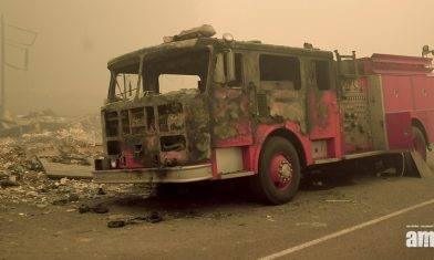 【美西岸山火】奪逾30命  居民:像戰爭過後
