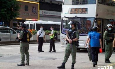 【車長被捕】紀錄揭事發車速約30公里 新巴工會:非快速接近警員