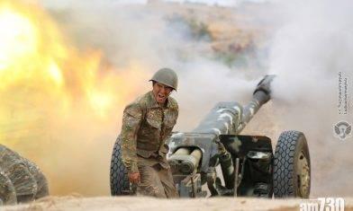 【戰況擴大】亞美尼亞︰戰機在領空遭土耳其擊落