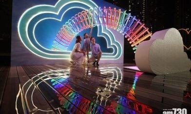 【中秋好去處】荃灣廣場新增多個彩虹打卡位