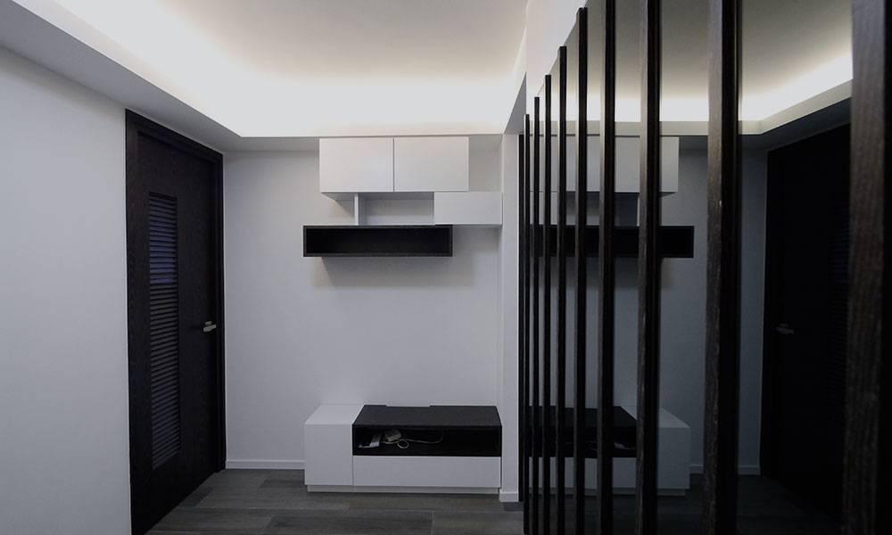 【裝修設計】公屋沖涼會整濕坐廁?設計師改裝300呎公屋變4房1廳 拆牆擴大浴室面積 分隔淋浴空間、坐廁